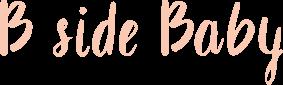 logo b side baby, Un accompagnement pré et postnatal et des prestations bien-être adaptées à votre bébé et à vos attentes. Une écoute bienveillante pour un soutien sur-mesure.