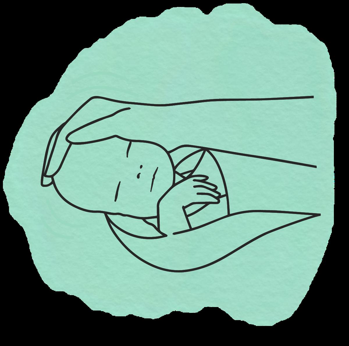 Le Bain Bien-être, un véritable réconfort, une parenthèse de bien-être pour votre enfant